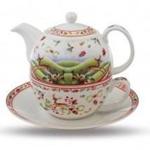 Halcyon Days Enamels Jacobean Christmas Tea For... - $112.20
