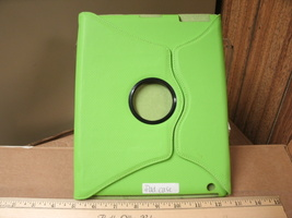 Rotating Swivel iPad Case for Apple - Lime Green  - $9.99