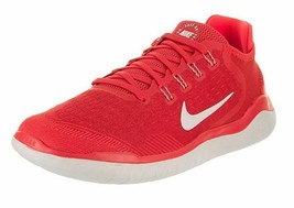 Nike Free RN 2018 Men's Running Shoes Speed Red White 942836-600 Sizes 1... - $69.99