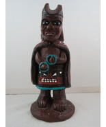 Vintage Medicine Man Figruine - By Shamans of Canada - Resin Casting - NWT - $85.00