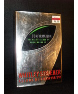 Confirmation : The Hard Evidence of Aliens among Us by Whitley Strieber ... - $7.83