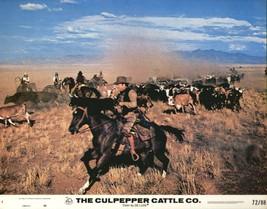 Culpepper Cattle Co., The 11x14 Lobby Card #4 - $7.83