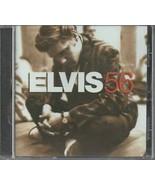 Elvis 56 [Remaster] by Elvis Presley (CD, Jan-2003, ... - $8.81