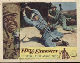 Hell to Eternity 11x14 Lobby Card #3 - $7.83