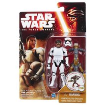 Star Wars The Force Awakens Stormtrooper Finn FN-2187  - $15.99