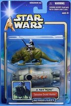 Star Wars Action Fleet - Tatooine Droid Hunter - $11.99