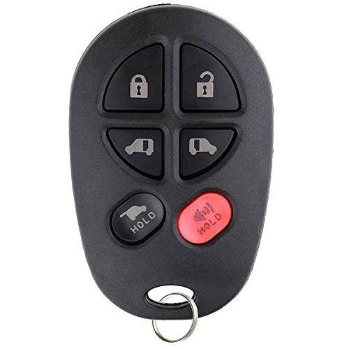 PROGRAM  Toyota Checkmate Commander ELVATDD Transmitter Remote Fob 2 Button