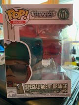 New Funko POP Special Agent Orange Trading Places 676   - $19.00