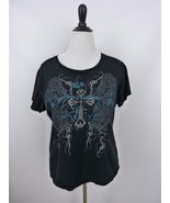 Wranglers Blues Graphic T-Shirt Junior Size XXL... - $15.90