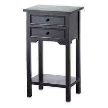 Black Side Table - $99.95