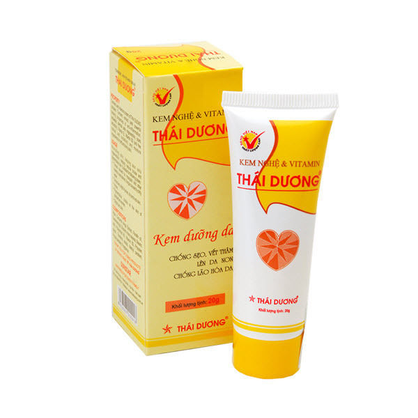 Primary image for TURMERIC CREAM, 3 Tubes x 20 grams, Anti Scar, Anti-Aging, THAI DUONG, Free Ship
