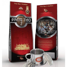 Trung Nguyen Ground Coffee, 01 pack x 340 grams, CREATIVE 02, FREE Coffe... - $12.86
