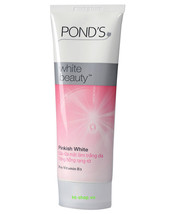 Pond's Beauty Pinkish White Facial Foam, 02 boxes  x 50gr, Rosy Skin, Wh... - $16.81