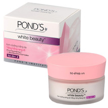 Pond's Pinkish White Beauty NIGHT Cream, 2 boxes x 30gr, Korean Ginseng,... - $15.83