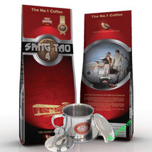 Trung Nguyen Ground Coffee, 01 pack x 340 grams, CREATIVE 04, FREE Coffe... - $13.85