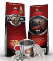 Trung Nguyen Ground Coffee, 01 pack x 340 grams, CREATIVE 03, FREE Coffe... - $13.85