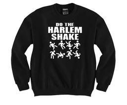 Do The Harlem Shake Unisex Crewneck Funny and Music - $23.00+