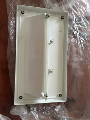 orbit/umi 120v evergreen Aluminum Recess step/wall light s712 White New image 9