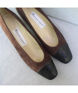 Shoes Etienne Aigner Brown Suede Size 8N - $26.00
