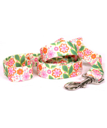 Ellen Crimi Trent Flower Patch Designer Leash f... - $14.99 - $16.99