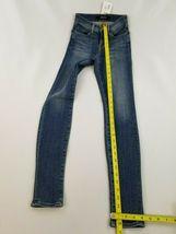 Neuf J Brand Femme Jeans Skinny Maria 23110O212 Divulgation Bleu Sz 22 Pdsf image 4