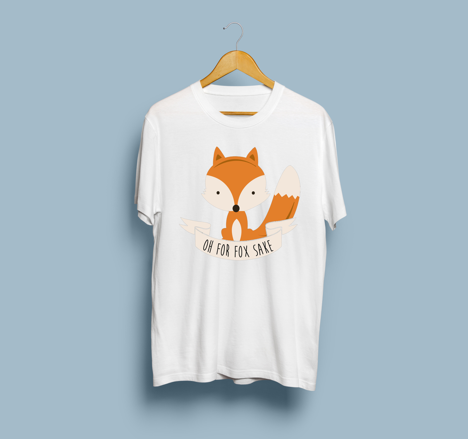 HOT SALE Oh For Fox Sake Gildan T-shirt Size S To 2XL