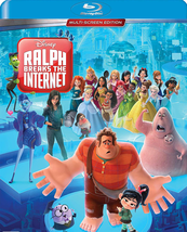 Disney Ralph Breaks the Internet [Blu-ray + DVD] (2019)