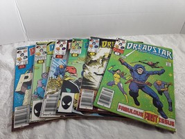 Dreadstar and Company 1985 Marvel Comic Books  6 Issue Lot #1-#6 1985 - $18.00