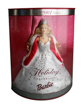 Mattel 2001 Hallmark Special Edition Celebration Barbie Doll - $29.99