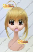 Fate Zero Saber Cosplay Wig gold Free shipping - $34.00