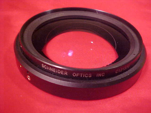 Schneider Optics Lens Century Pro Wide Angle Fine Adapter .6x