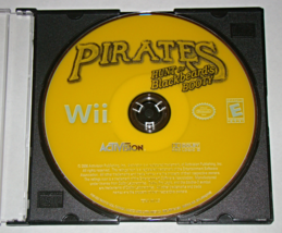 Nintendo Wii - Pirates Hunt For Blackbeard's Booty (Game Only) - $8.00