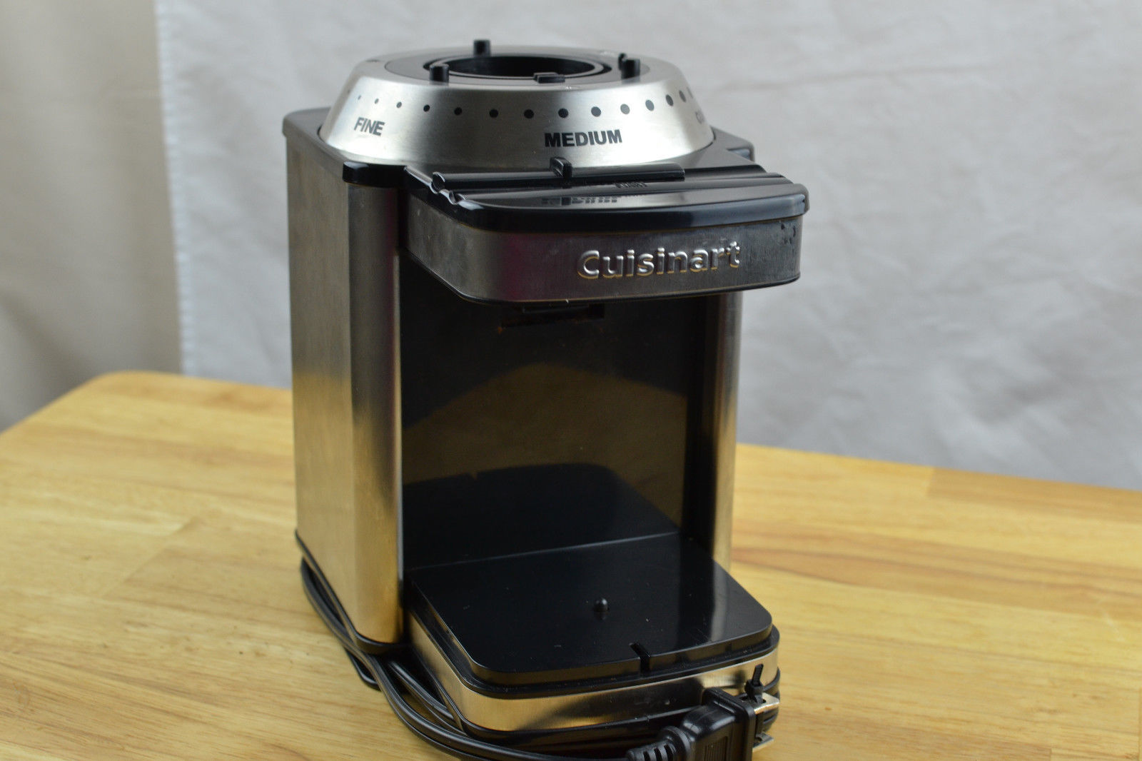 Cuisinart Coffee Maker Replacement Grinder : Cuisinart DBM-8 Burr Mill Grinder Coffee Bean Replacement Parts FREE SHIPPING - Replacement ...