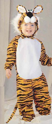 Lil' TIGER size 2/4 Childs Tiger Costume