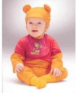 Baby Pooh Bear Infants Costume 6-12 MONTHS - $19.00