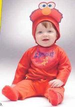 Baby ELMO Infants Costume Sesame Street - $19.00