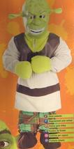 SHREK 2 with Latex Mask 12/14 Childs Costume - $40.00