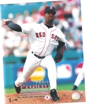 Pedro Martinez 2000 Cy Young Boston Red Sox Vintage 8X10 Color Baseball Photo - $5.99