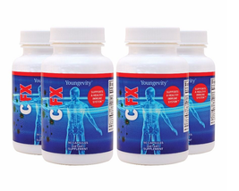 Youngevity Sirius C Fx 90 capsules 4 Pack Free Shipping - $77.35