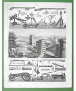 ARMS & Military Engines of Ancient Romans & Mid... - $14.84