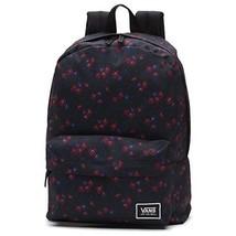 Vans Realm Backpack Black Disty Blooms OS - $58.52