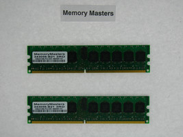 343056-B21 2GB  (2x1GB) PC2-3200 Memory Kit HP ProLiant