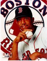 Pedro Martinez PP2  Boston Red Sox Vintage 8X10 Color Baseball Memorabil... - $5.99