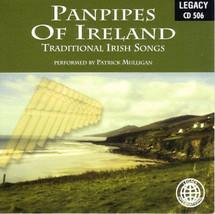 PANPIPES OF IRELAND - CD - by Patrick Mulligan
