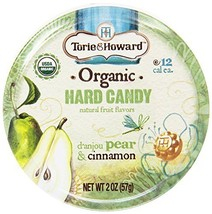 Torie & Howard Candy, Pear & Cinnamon OG2 2 oz. (Pack of 8) - $34.99