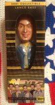 NSYNC'S LANCE BASS Bobble Head 2001 Best Buy Figurine - $9.90