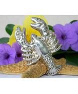 Vintage Lobster Brooch Pin Pendant Bat Ami Isra... - $79.95