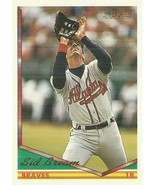 1994 Topps Gold #528 Sid Bream  - $0.50