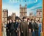 Masterpiece: Downton Abbey Season 5 DVD 2015 3-Disc Set Brand New