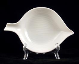Mid century modern Karlskrona Sweden Arthur Percy porcelain dish  - $30.00